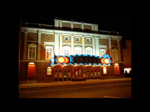 The Embassy Theatre Marquee - Lewistown, Pennsylvania