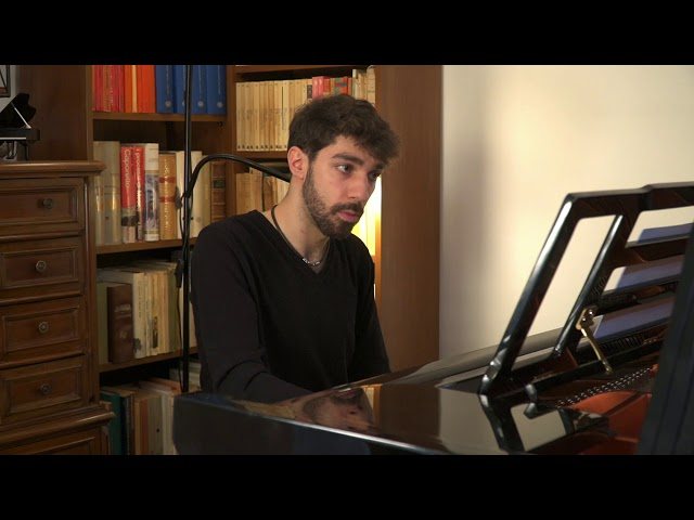 Marco Bedetti - Cinque Haiku per pianoforte