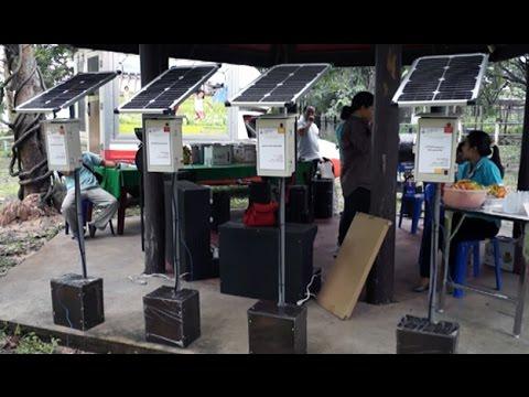 มมส.ผลิตเครื่องควบคุมรั้วไฟฟ้าพลังงานแสงอาทิตย์ ล้อมคอกวัว - Springnews