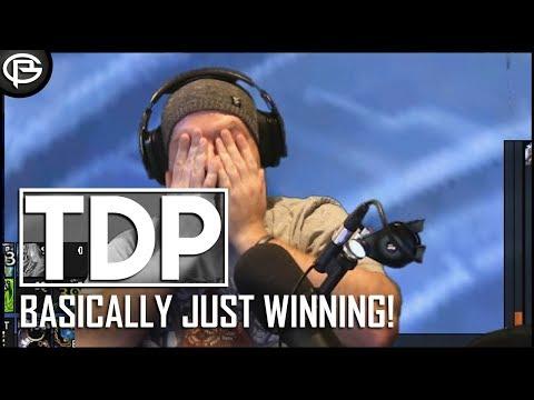 Basically Just Winning - DK [TDP]