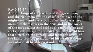 The Rapture Explained, Pre-tribulation Post-tribulation caught-up
