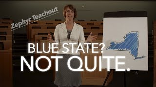 Why New York is Not Quite a Blue State featuring Zephyr Teachout