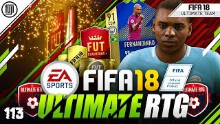 MONTHLY REWARDS! PREM TOTS HYPE! FIFA 18 ULTIMATE ROAD TO GLORY! #113 - #FIFA18 Ultimate Team