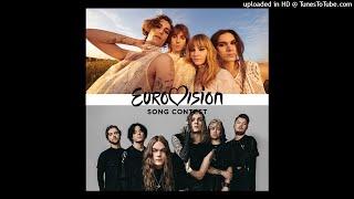 Måneskin - ZITTI E BUONI x Blind Channel - Dark Side / TikTok Mix (Eurovision Rotterdam 2021)