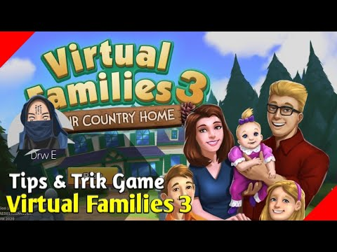 Virtual Families 3 (Beta) | Part 1 | My First Impressions.