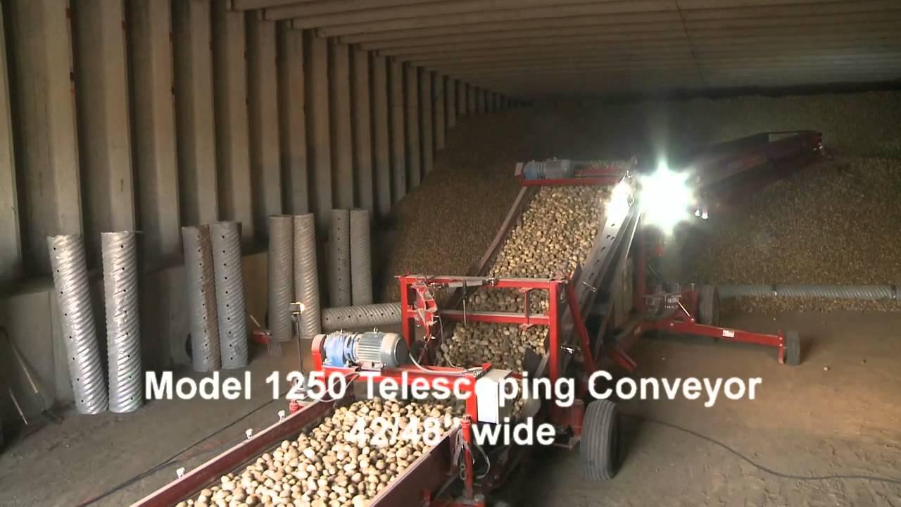 Charmant Potato Storage Equipment