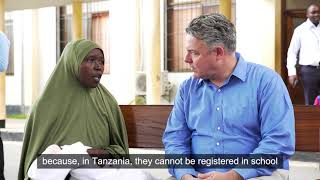 The impact of mobile on maternal health in Tanzania