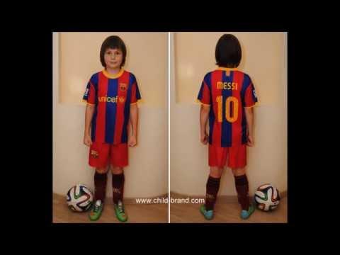 Футбольная форма Messi для мальчика