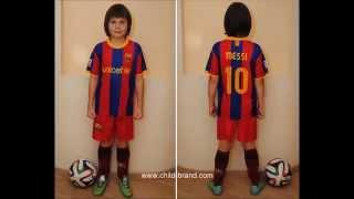 Футбольная форма Messi для мальчика(Футбольная форма для мальчиков ..., 2015-06-19T12:55:21.000Z)