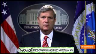 Drought of 2012 - U.S. Agriculture Secretary Tom Vilsack