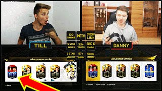 ULTRA SPANNENDES FUT DRAFT BINGO vs. PROOWNEZ!! - FIFA 16: ULTIMATE TEAM (DEUTSCH)