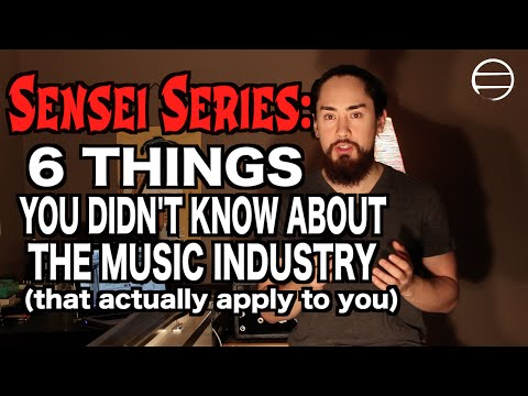 Things You Didn't Know About the Music Business
