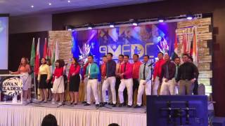 PMCC 4th Watch AUH Local (9th MEDC) Kawan Leader Song of Praise