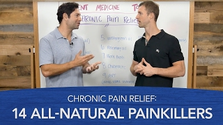 chronic pain relief 14 all natural painkillers