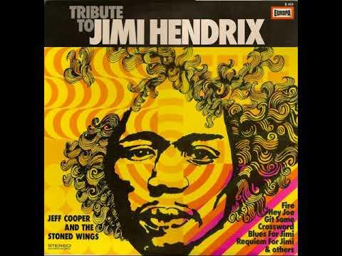 Jeff Cooper & The Stoned Wings - Tribute to Jimi Hendrix  1971*  (full album)