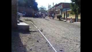 La reyna y las princesas de Santa maria de la Huerta Jalisco 12/2012