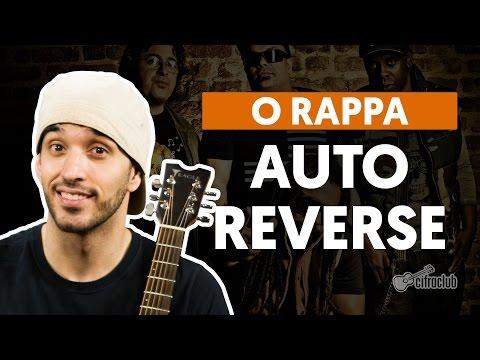 Auto-reverse - O Rappa (aula de violão simplificada)