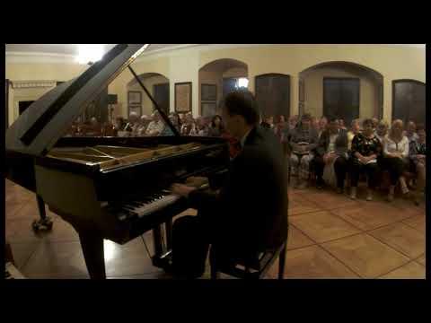 Paderewski Polonaise op.9 Alexey Komarov Падеревский Полонез ор.9 Алексей Комаров