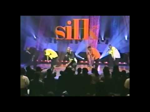 Silk - Hooked on You ( Live )