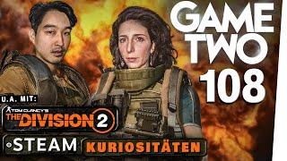 The Division 2, Command & Conquer, Spiele-Kuriositäten   Game Two #108
