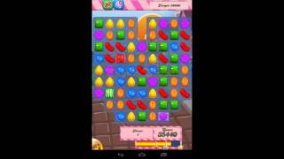 Candy Crush Saga Level 8 Walkthrough