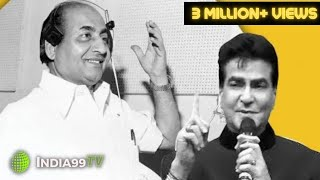 Jeetendra shares his memory with Mohd. Rafi on his 38th Barsi Anniversary Event