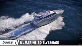 Numarine 60 Flybridge: First Look Video Sponsored by United Marine Underwriters