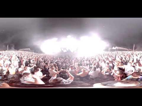 Showtek & Eva Shaw - N2U (feat. Martha Wash) - Dance Valley 360 Experience
