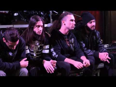 VOLTUMNA - INTERVIEW AT METAL ALLIANCE 2015