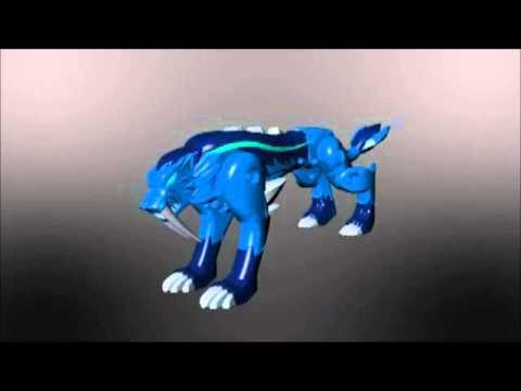 Monsuno: Core-Tech Monsters Version 1