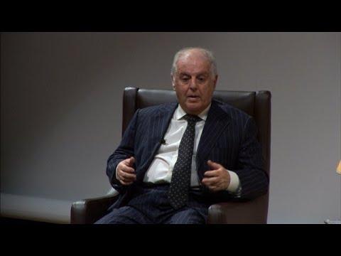 Daniel Barenboim. Autobiografía intelectual con Jesús Ruiz Mantilla