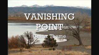Unknown Artist Jimmy Bowen - Vanishing Point Guitar Theme
