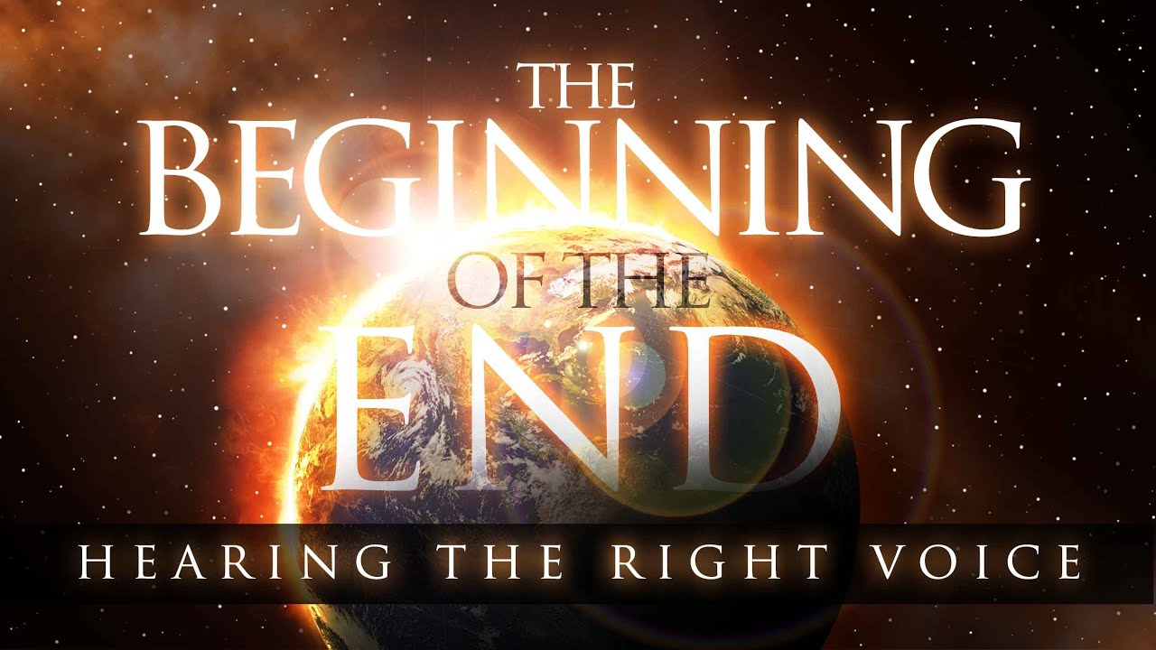 The Beginning of the End: Hearing the Right Voice | Pastor Shane Idleman