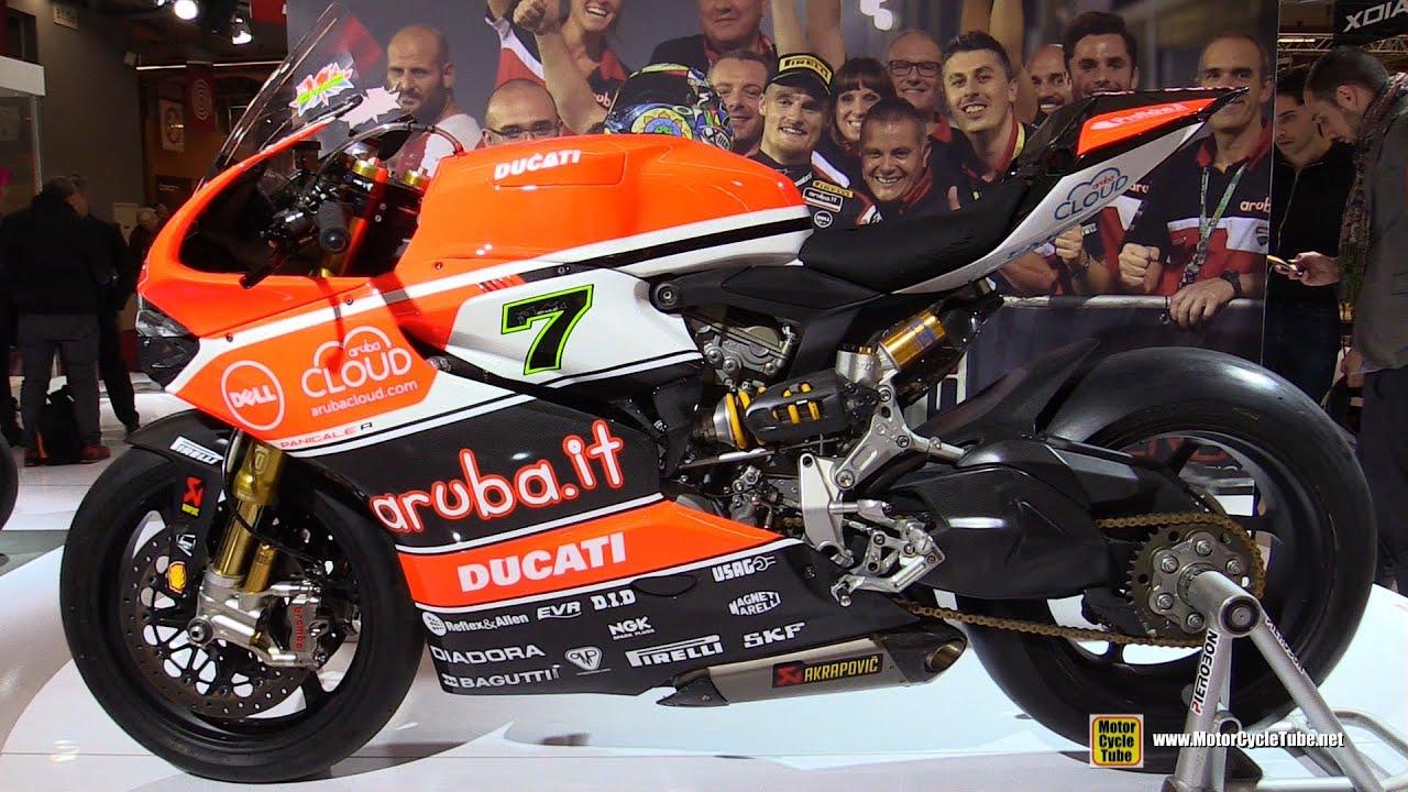 2015 Ducati Panigale R Superbike Racing Bike - Walkaround ...