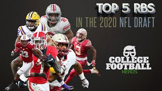 Top 5 Running Backs in the 2020 NFL Draft