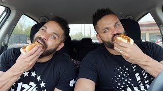 "Eating Wienerschnitzel Las Vegas ""Chili Hotdogs"""