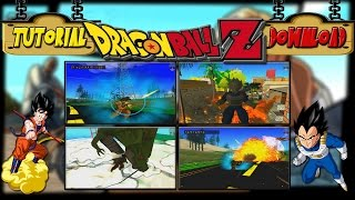 GTA DBZ||Tutorial + Download|| 1080p HD
