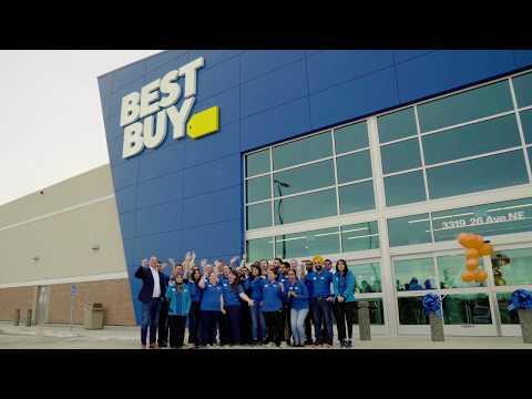 Best Buy Sunridge Experience Store - Grand Opening.