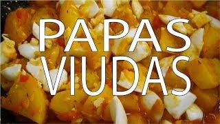 Papas Viudas Fácil y Rápido
