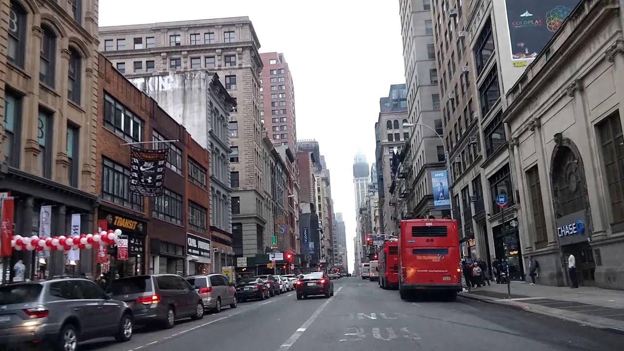 new york city christmas day 2015