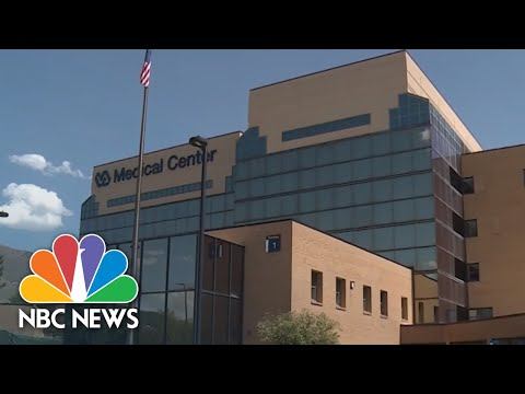 Veteran Posts Stunning Photos Of Salt Lake City Clinic Exam Room | NBC Nightly News