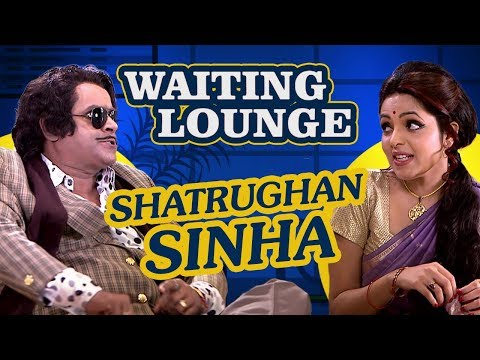 Waiting Lounge - ViP as (Shatrughan Sinha) Meets Sugandha Mishra as (Sharmila) - Part 1#Comedywalas