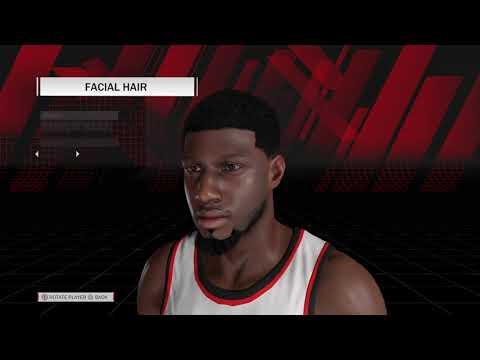 How to Make Paul George in NBA 2K18
