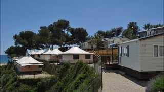 Camping Torre de La Mora Spain