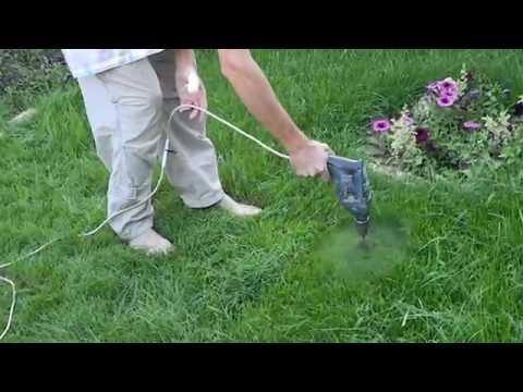 Как подстричь газон без газонокосилки