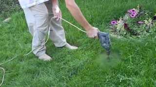 Как покосить газон без газонокосилки!(, 2015-07-06T20:02:28.000Z)