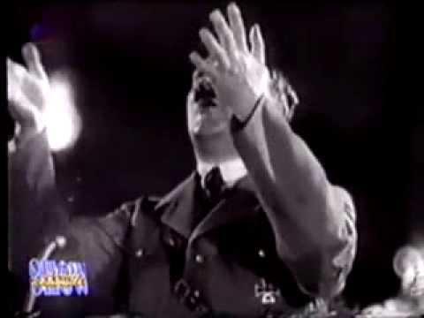 Adolf Hitler sucht sein Ei