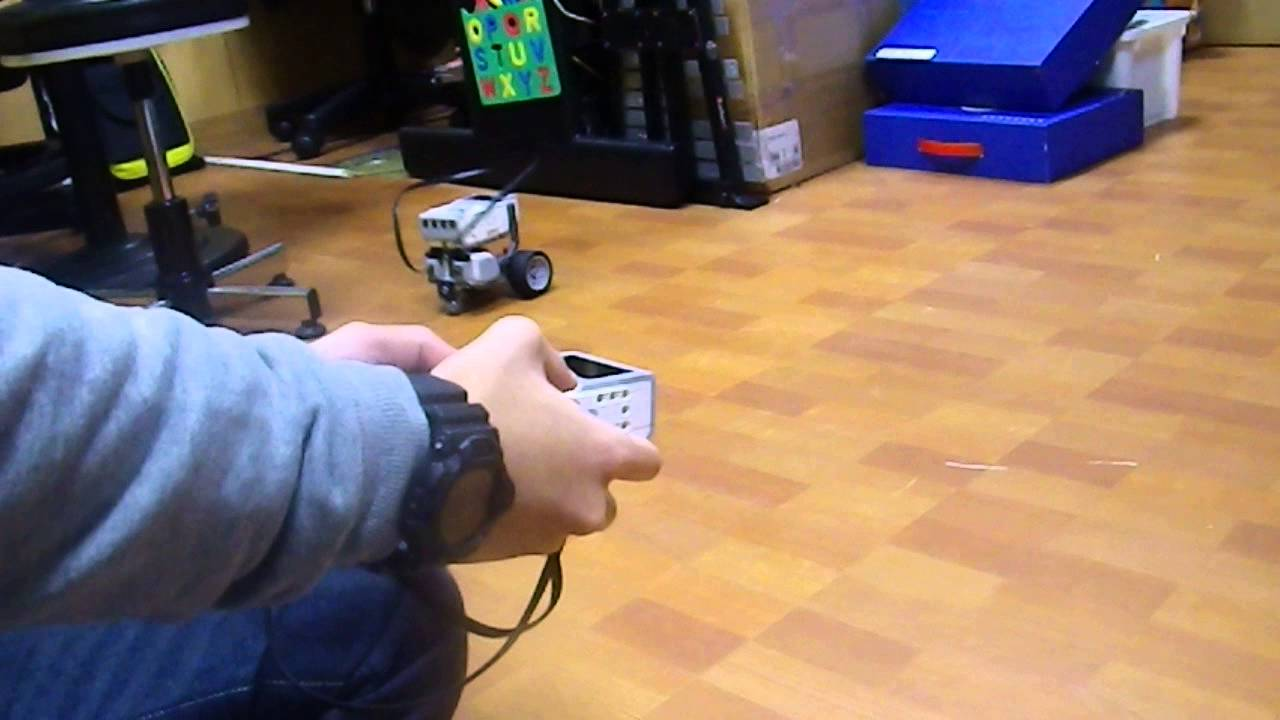 how to make a touch sensor work ev3