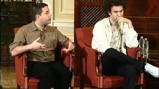 Conversation with Ronen Givony & Tyondai Braxton
