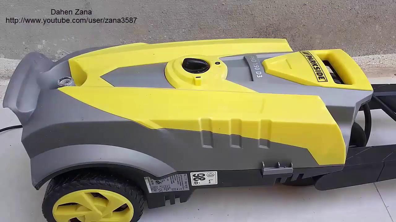 Fix Car Pressure Washer Leak Parkside Phd 150 D3 Video 36